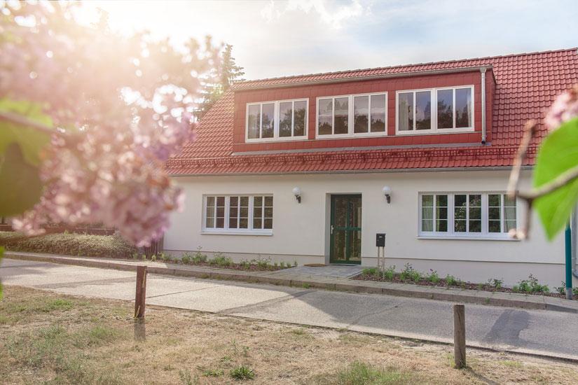 pension am werbellinkanal caf wildau hotel restaurant am werbellinsee. Black Bedroom Furniture Sets. Home Design Ideas